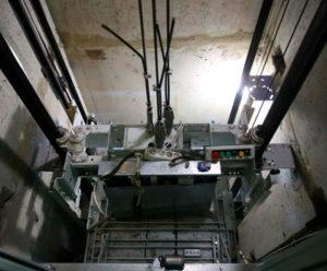 Капитальный ремонт лифтового оборудования