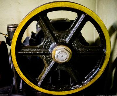Ремонт и замена канатоведущих шкивов (КВШ)