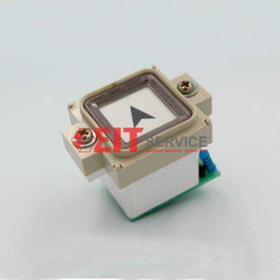Модуль кнопочный GreenTech AK-19 Квадратная кнопка 34х34мм