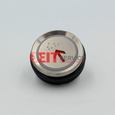 Модуль кнопочный GreenTech AK-22 Круглая кнопка D=36mm