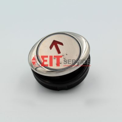Модуль кнопочный GreenTech AK-23 Овальная кнопка 49х38,5мм