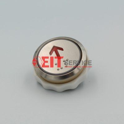 Модуль кнопочный GreenTech AK-35 Круглая кнопка D=29мм
