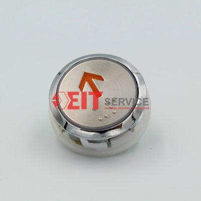 Модуль кнопочный GreenTech AK-37 Круглая кнопка D=32мм