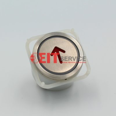 Модуль кнопочный GreenTech AK-4 Круглая кнопка D=35,5мм
