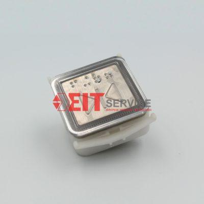 Модуль кнопочный ThyssenKrupp КА117 Квадратная кнопка 33х33мм