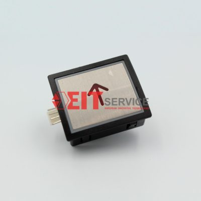 Модуль кнопочный ThyssenKrupp КА303 Прямоугольная кнопка 30х35мм